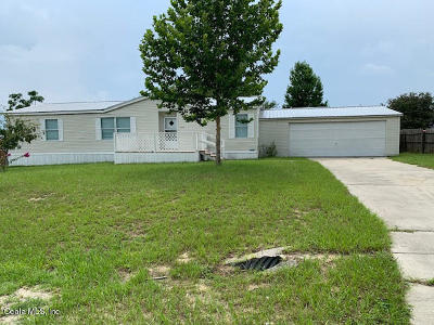 Summerfield Mobile/Manufactured Pending-Continue to Show: 14114 SE 63rd Terrace