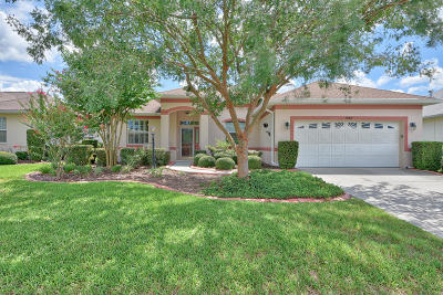 Lake County, Marion County Single Family Home For Sale: 9083 SW 99th Court Road