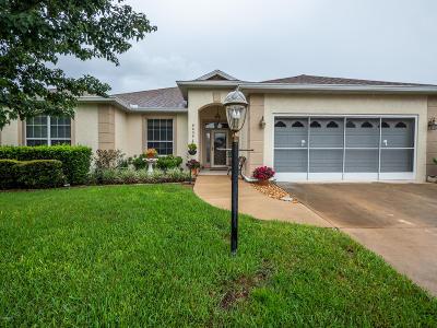 Ocala Single Family Home For Sale: 9636 SW 90th Street