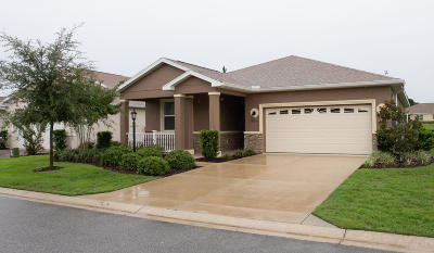 Ocala Single Family Home For Sale: 9678 SW 95th Loop