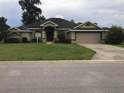 Ocala Single Family Home For Sale: 4415 NW 6th Circle