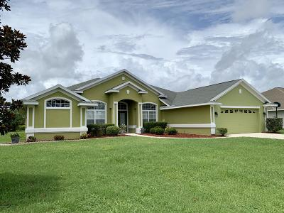 Belleview FL Single Family Home For Sale: $265,400