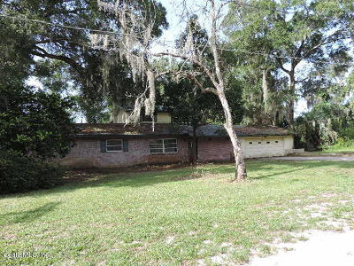 Ocala Single Family Home For Sale: 4304 SW 22nd Street