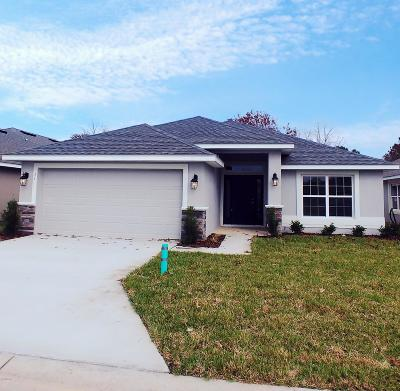 Ocala Single Family Home For Sale: 11 Diamond Ridge Way
