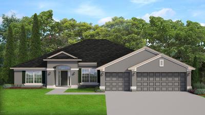Ocala Single Family Home For Sale: 3995 SW 112th Street