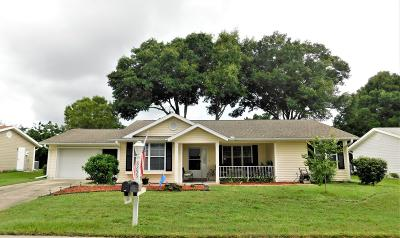 Oak Run Single Family Home For Sale: 8253 SW 108th Loop