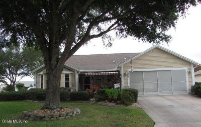 The Villages Single Family Home For Sale: 2985 Hillside Lane