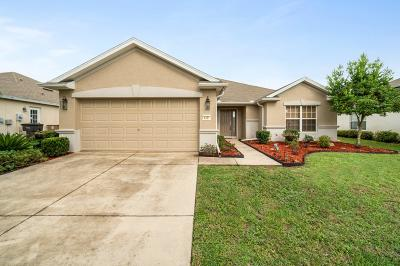 Single Family Home For Sale: 4301 SW 54th Court