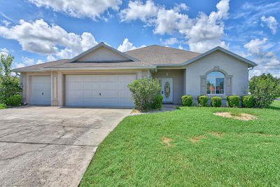 Ocala Single Family Home For Sale: 5922 NW 24th Street