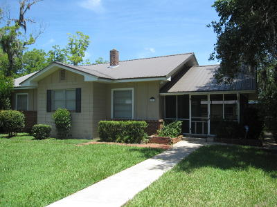 Ocala Single Family Home For Sale: 2813 SE 2nd Street