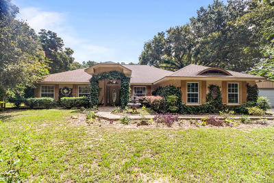 Summerfield Single Family Home For Sale: 382 SE 145th Street