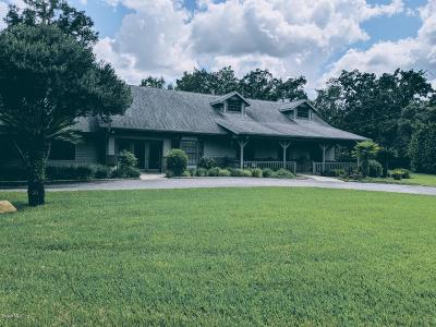 Ocala Single Family Home For Sale: 3200 SW 46th Avenue