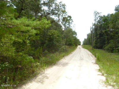 Levy County Residential Lots & Land For Sale: NE 82nd Place