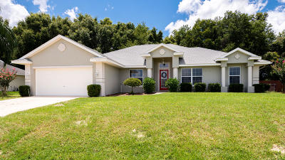 Single Family Home For Sale: 8080 SW 56th Terrace