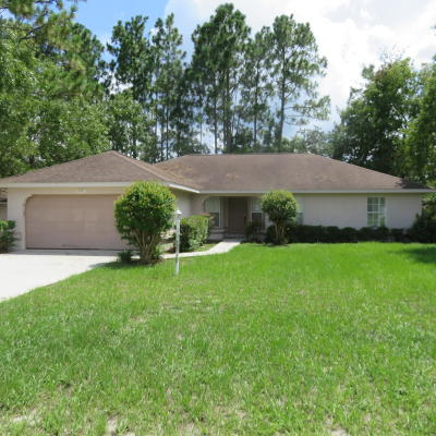 Ocala Single Family Home For Sale: 8417 SW 136 Loop