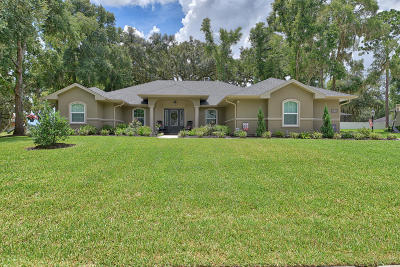 Ocala Single Family Home For Sale: 4604 SE 33rd Place