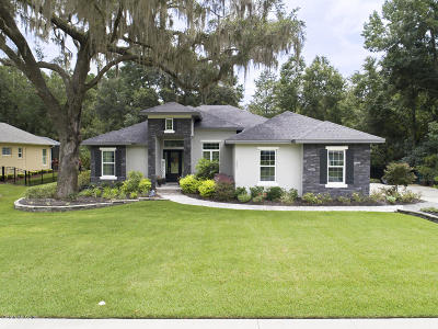 Ocala Single Family Home For Sale: 3993 SE 10th Avenue