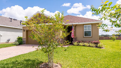 Ocala Preserve Single Family Home For Sale: 3887 NW 46th Terrace