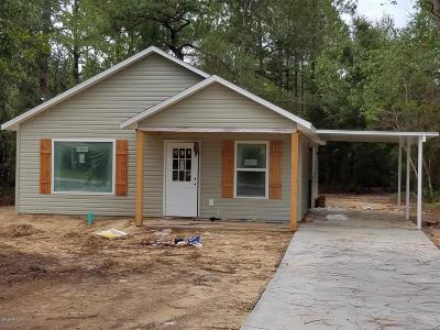 Ocklawaha Single Family Home Pending: 44 Magnolia Drive