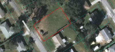 Belleview Residential Lots & Land For Sale: 11847 SE 71st Avenue Road