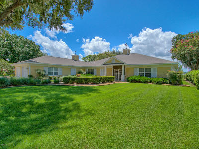 Summerfield Single Family Home For Sale: 10880 SE Timucuan Road