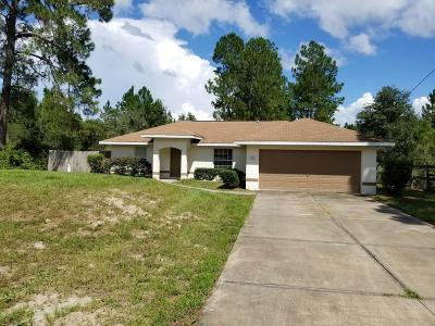 Ocklawaha Single Family Home Pending-Continue to Show: 75 Malauka Road