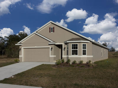 Ocala Single Family Home For Sale: 4449 NW 2nd Court