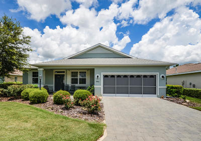 Lake County, Marion County Single Family Home For Sale: 9400 SW 94th Loop
