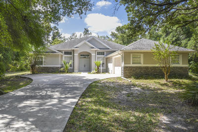 Citrus County Single Family Home For Sale: 10353 N Natchez Loop
