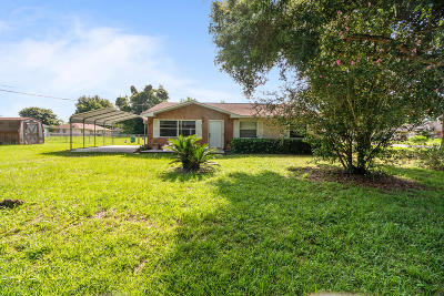 Ocala Single Family Home For Sale: 6725 NW 14th Avenue