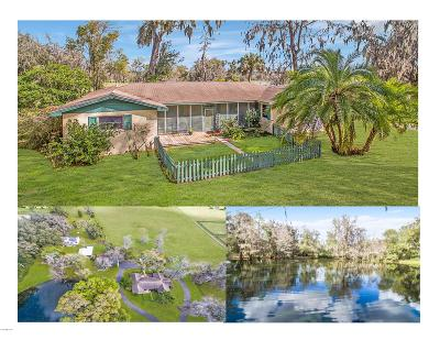 Ocala Farm For Sale: 8025 SW 27th Avenue