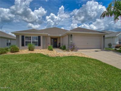 Summerfield FL Single Family Home Pending: $209,000