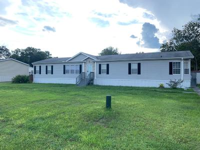Ocala Mobile/Manufactured For Sale: 8798 SW 66th Avenue