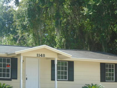 Ocala Single Family Home For Sale: 1148 NE 17th Road