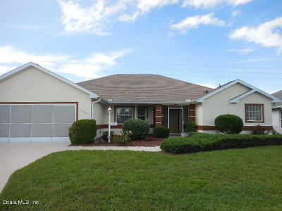Summerfield FL Single Family Home Pending: $209,900