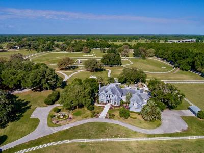 Ocala Farm For Sale: 11800 S Highway 475