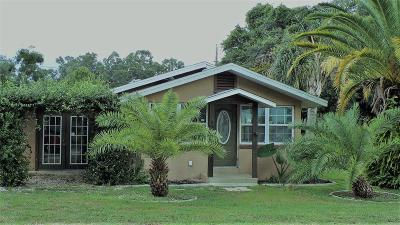 Ocklawaha Single Family Home Pending: 13581 SE 124th Lane