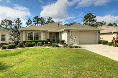 Spruce Creek Country Club, Spruce Creek Country Club Echo Glen Ph 01, Spruce Creek Country Club Sherwood Rep, Spruce Creek Country Club Wellington, Spruce Creek Country Club Windward Hills, Spruce Creek Gc, Spruce Creek G&c Single Family Home For Sale: 9231 SE 120th Loop