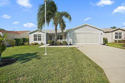The Villages Single Family Home For Sale: 17408 SE 74th SEabrook Court