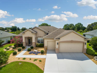 Summerfield FL Single Family Home Pending-Continue to Show: $299,500