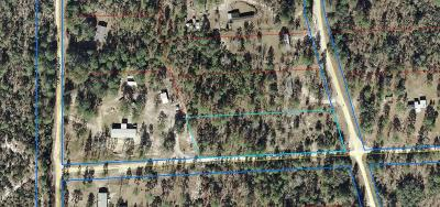Levy County Residential Lots & Land For Sale: 11830 NE 101st Terrace