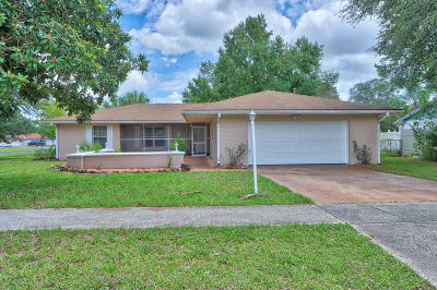 Ocala Single Family Home For Sale: 14815 SW 35th Avenue Road
