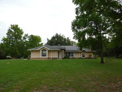 Williston Farm For Sale: 13371 NE Hwy 27a