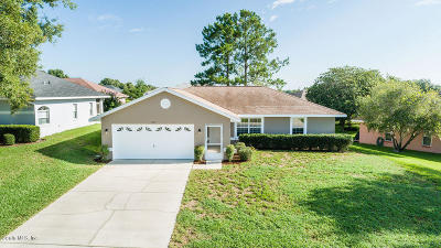 Hernando Single Family Home For Sale: 3715 E Arbor Lakes Drive