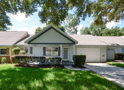 Ocala Condo/Townhouse For Sale: 8702 SW 93rd Lane #C