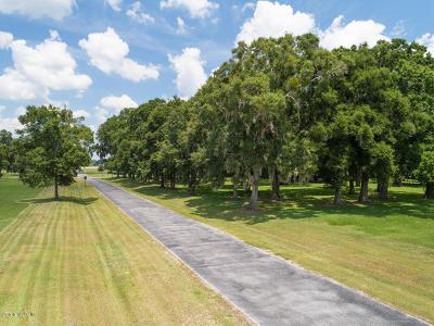 Ocala Residential Lots & Land For Sale: Lot 5 NE 84th Street