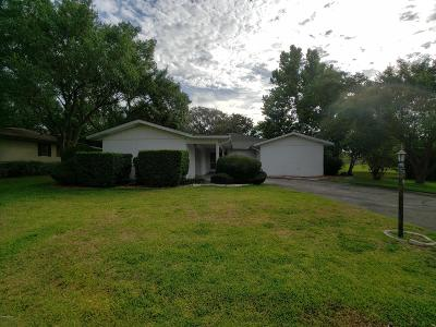 Ocala Single Family Home For Sale: 29 Sapphire Road