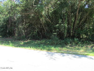 Rainbow Spgs Cc Residential Lots & Land For Sale: SW 98 Place Road