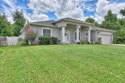 Ocala Single Family Home For Sale: 13406 SW 42nd Circle