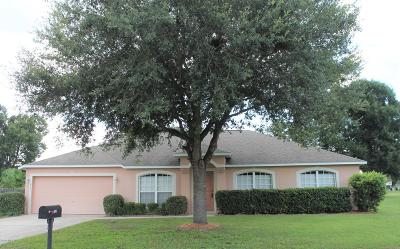 Ocala Single Family Home For Sale: 4541 SE 30th Street